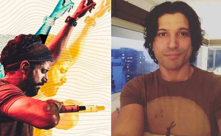 Farhan Akhtar's clean-shaven look reminds us of his ZNMD days!