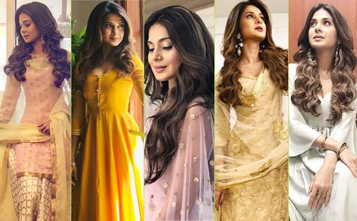 FASHION: Jennifer Winget Looks Breathtaking In Her Bepannaah Avatar!