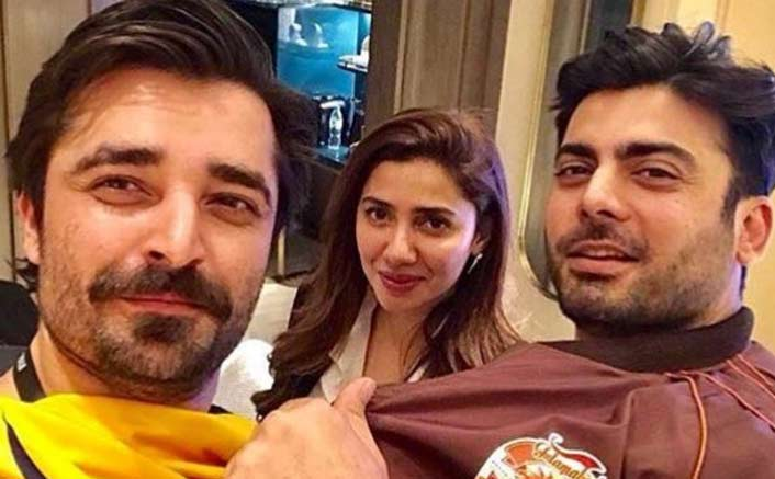 Fawad Khan & Mahira Khan Recently Met And The Fans Can't Really Keep Calm