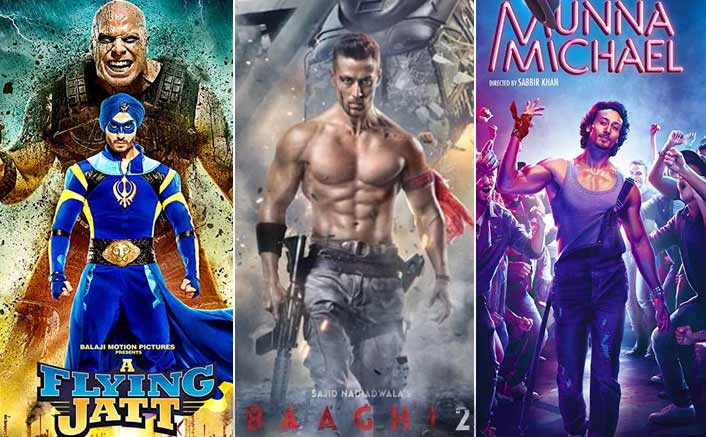 After A Flying Jatt and Munna Michael, Will Baaghi 2 Finally Be A Box-Office Hit for Tiger Shroff?
