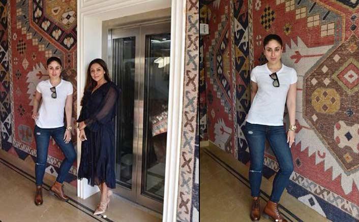 Gauri Khan hosted the royal Kareena Kapoor Khan at Gauri Khan Designs!
