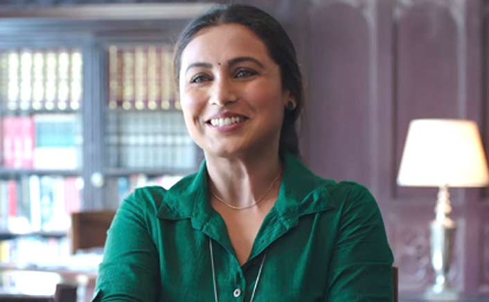 'Hichki' mints Rs 100cr in China, Rani ecstatic