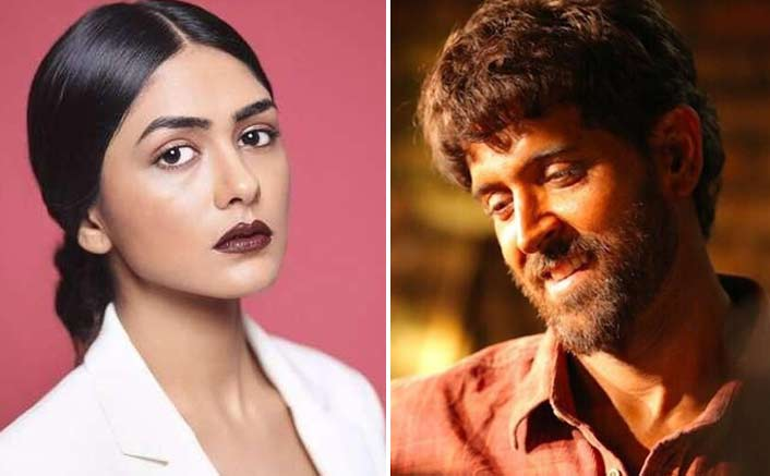 Hrithik is such an inspiration: Mrunal Thakur