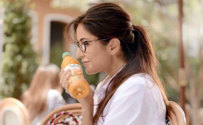 Katrina is brand ambassador of Tropicana