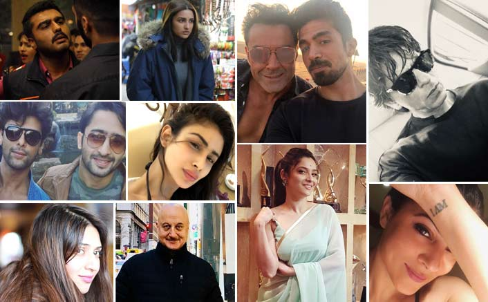 Koimoi's Daily Dose With Chai: Sushmita Sen's Positive Selfie, Shah Rukh Khan's Thug Life & Much More!