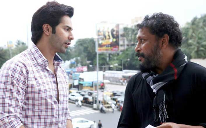 Varun Dhawan and Shoojit Sircar
