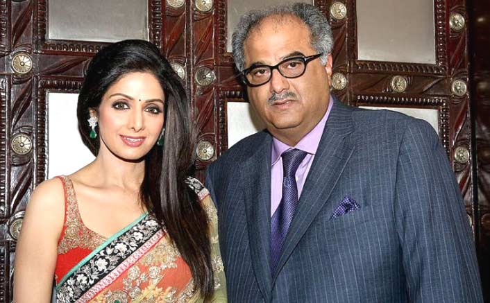 Opened bathroom door at 8pm to find Sridevi dead, Boney recounts to friend Nahta