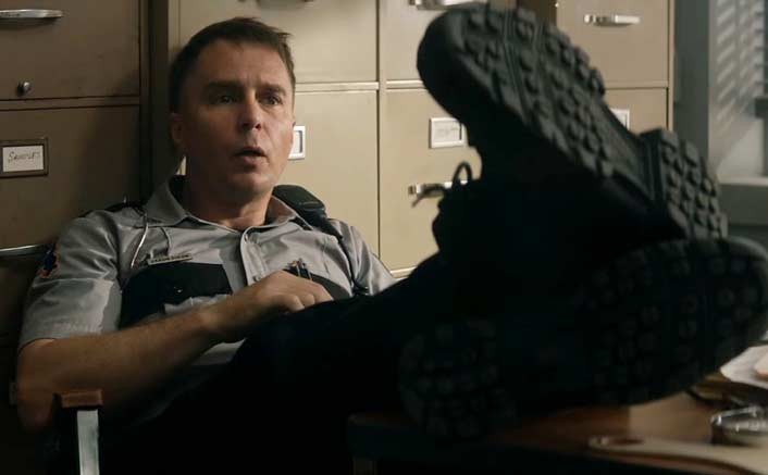 "Sam Rockwell, ""Three Billboards Outside Ebbing, Missouri"