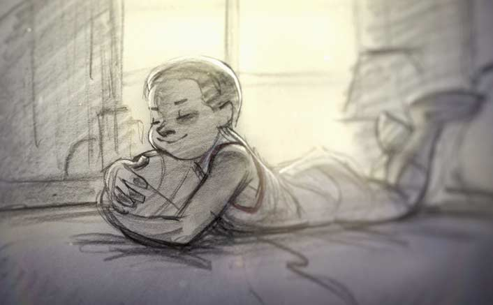 """Dear Basketball,"" Glen Keane, Kobe Bryant"