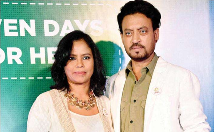 My partner is a warrior: Irrfan's wife on his health scare