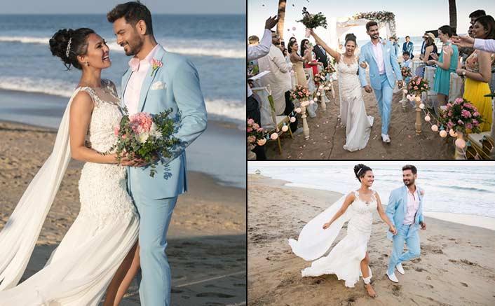 PHOTOS! Keith Sequeira And Rochelle Rao have A Dream Wedding, Congratulations Guys!