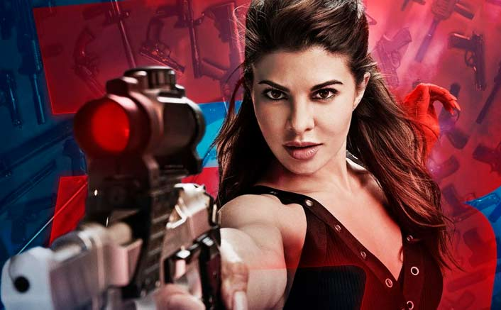 Race 3 Poster: Jacqueline Fernandez As Jessica Is Slaying It With Her Raw & Sexy Look!