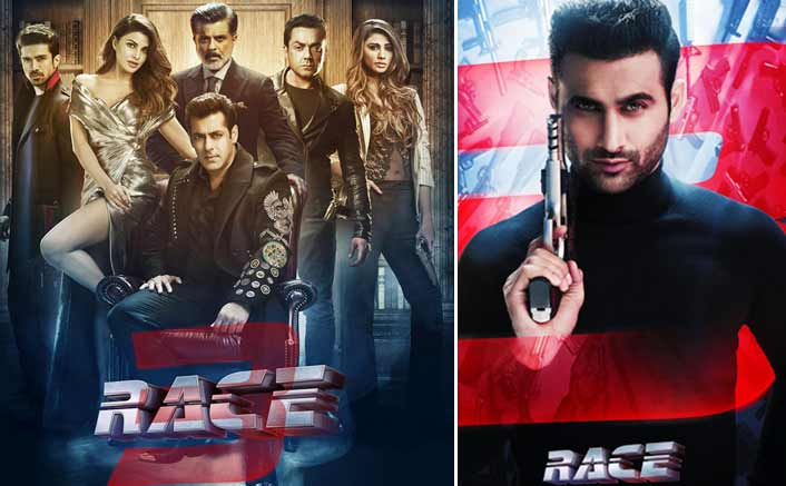 Race 3 Poster: Salman Khan And Family Look Good, But Where Is Freddy Daruwala?