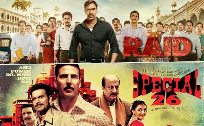 Raid vs Special 26: Here's how this Ajay Devgn film is different from the Akshay Kumar starrer