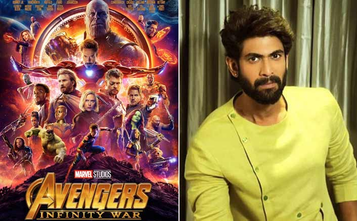 Rana Daggubati joins 'Avengers: Infinity War' universe