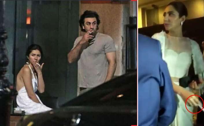 Ranbir Kapoor And Mahira Khan Secretly Spend QUALITY Time In London?