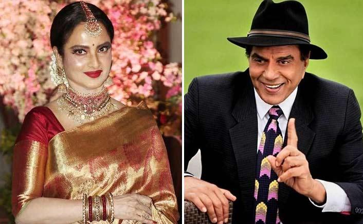 Rekha To Have A cameo in dharam Ji's Yamla Pagla Deewana Phir Se