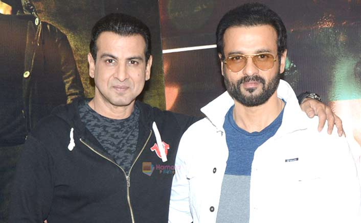 Ronit is more like a father figure: Rohit Roy
