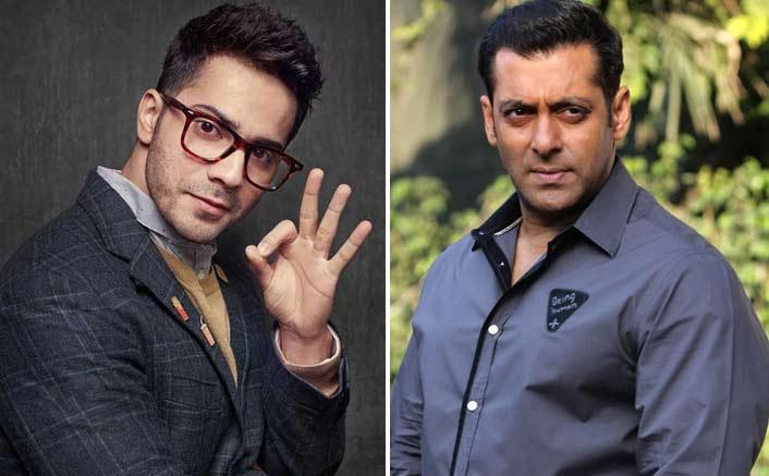 Salman Khan is the best human being: Varun Dhawan