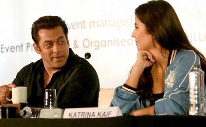 Salman Khan And Katrina Kaif Sharing A Coffee Mug Breaks The Internet