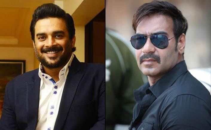 R.Madhavan and Ajay Devgn