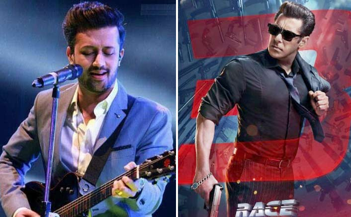 Salman Khan's Lyrics & Atif Aslam's Voice. Race 3 Just Got More Interesting