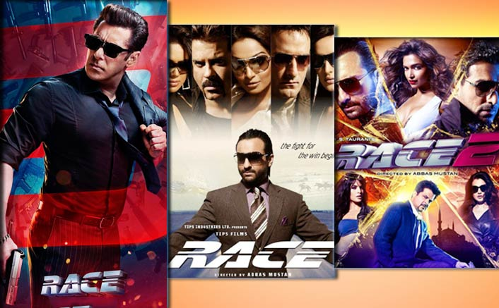 Salman Khan's Race 3, John Abraham's Race 2 & Saif Ali Khan Race Which Cast Was Better?