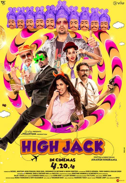 Highjack Poster