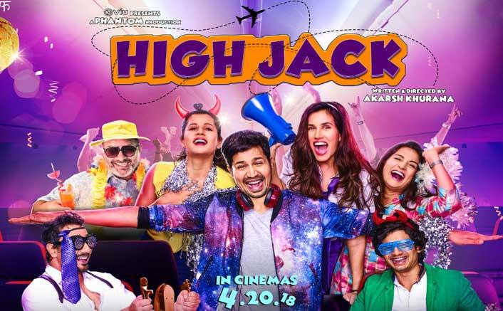 High Jack poster