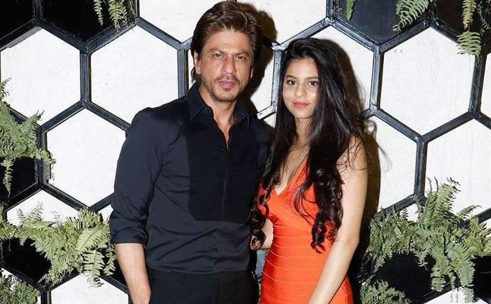 Shah Rukh Khan's Daughter Suhana Debuts On A Magazine Cover