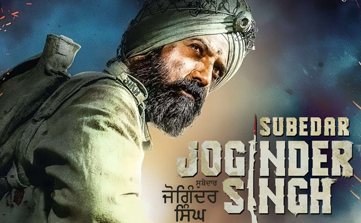 Subedar Joginder Singh Biopic New Poster: Gippy Grewal Gives A Deadly Stare