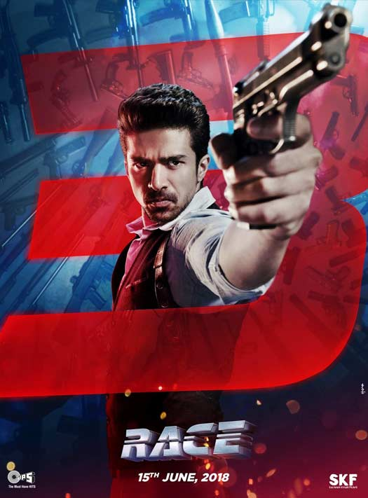 Race 3 Poster!