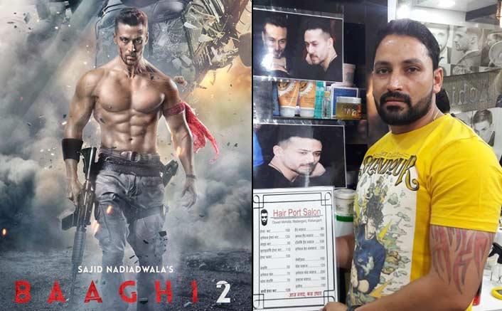 Tiger Shroff's Baaghi 2