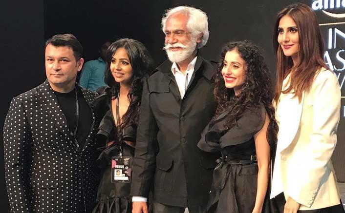 Vaani Kapoor Rocks Amazon India Fashion Week As A Bond Girl
