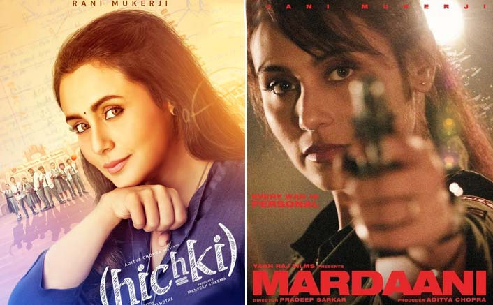 Will Rani Mukerji's Hichki spring a surprise at the Box-Office just like Mardaani?