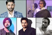 5 Actors who can sing like a dream
