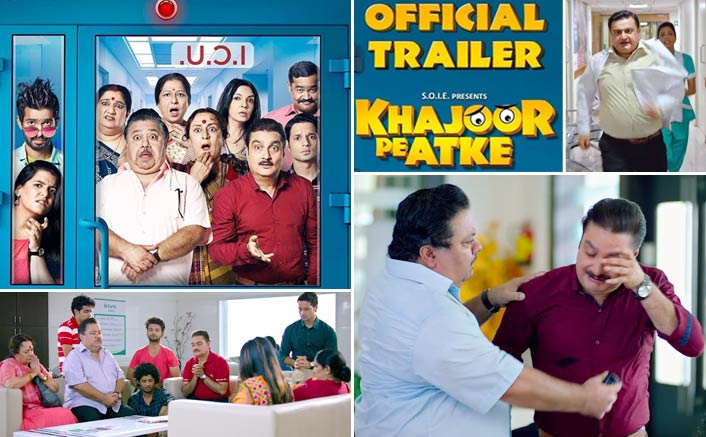 Khajoor Pe Atke Trailer: Get Ready To Enjoy This Laughter Ride!