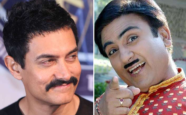 Aamir Khan as Jethalal