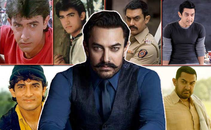 Aamir Khan's 30 years in Bollywood leads to fan frenzy on social media