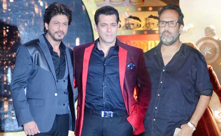 Aanand L Rai On Salman Khan & Shah Rukh Khan In Zero: I Was Like A Fanboy There