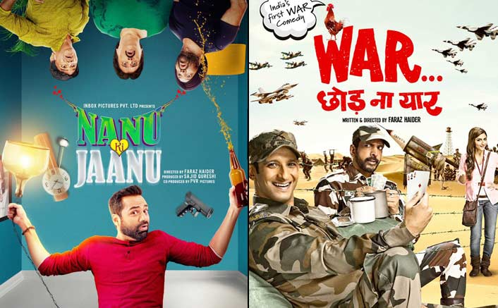 Abhay Deol's Nanu Ki Jaanu director has a flair for satires, makes a horror comedy after Sharman Joshi's war comedy