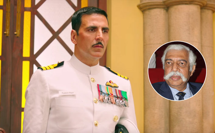 "Akshay Kumar Rustom Uniform Controversy: ""It's Crime To Sell Uniform,"" Says GD Bakshi"