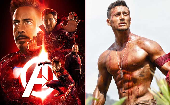 Avengers - Infinity War second day is also better than first day of Baaghi 2