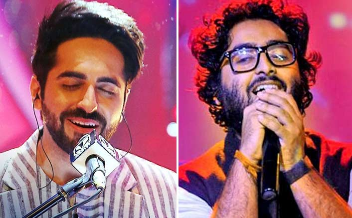 Ayushmann to perform with Arijit