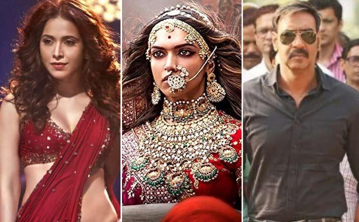 BO Report Card Of 1st Quarter: Padmaavat, SKTKS, Raid & 12 Films Bring In Over 850 Crores!