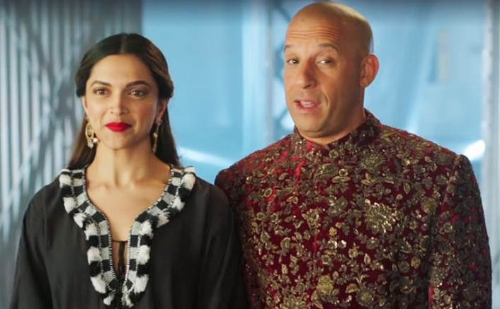 Deepika Padukone Is An Actor's Actor, Says Vin Diesel