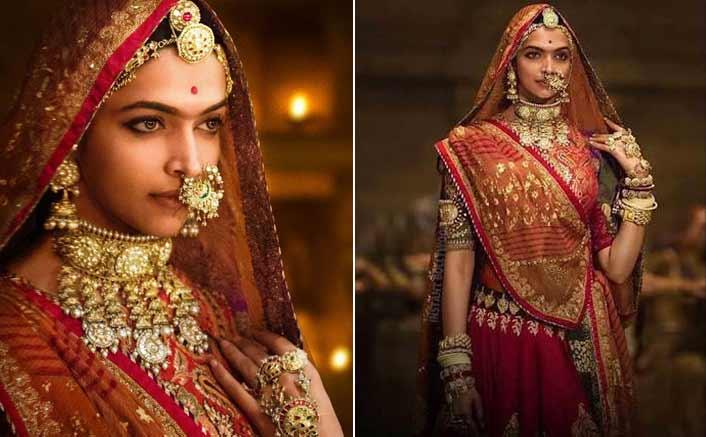 Deepika Padukone's Padmaavat Look Is Everyone's Favourite This ...