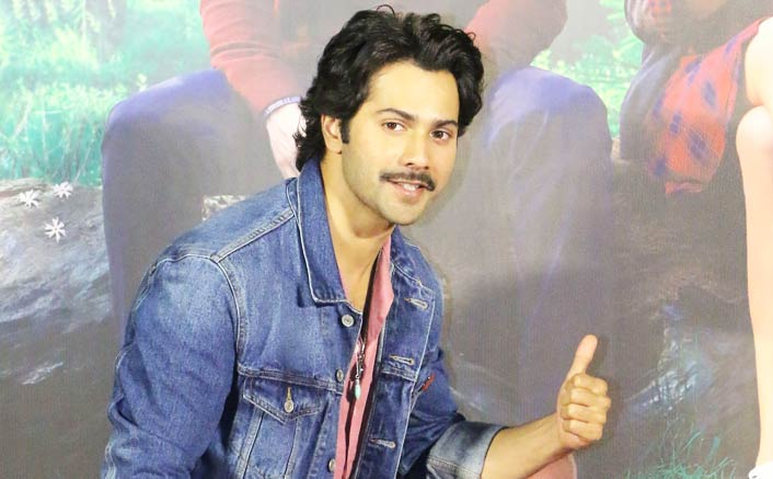 Don't just want to push, but tear the envelope: Varun Dhawan