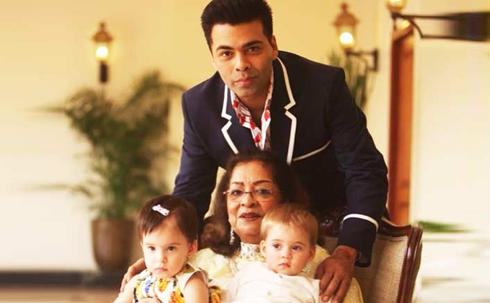 Fatherhood won't force KJo to make children's film