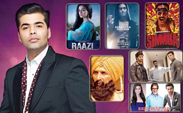 Karan Johar takes Dharma to the next level with Raazi, SOTY 2, Simmba, Kesari, Brahmastra, and Rannbhoomi